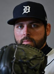 "Michael Fulmer: ""I'm just trying to get back as quick as I can, no matter what the baseball season ends up looking like."""