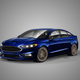 The 2016 Ford Fusion, shown, is included in Ford's recall of more than 268,000 cars in North America to fix doors that could open unexpectedly or may not close.