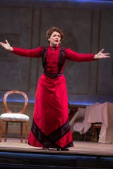 """Rachel Burttram Powers was all set to star alongside her husband in Florida Rep's """"A Doll's House, Part 2."""" But the March show got canceled before it even opened."""