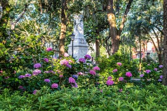 Savannah Tour of Homes and Gardens