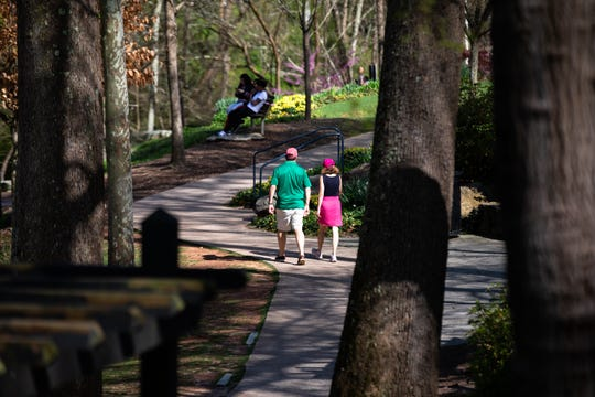 Greenville Mayor Knox White announced Friday that the city will reopen Falls Park, Cancer Survivors Park and all of the Swamp Rabbit Trail at 9 a.m. Saturday.
