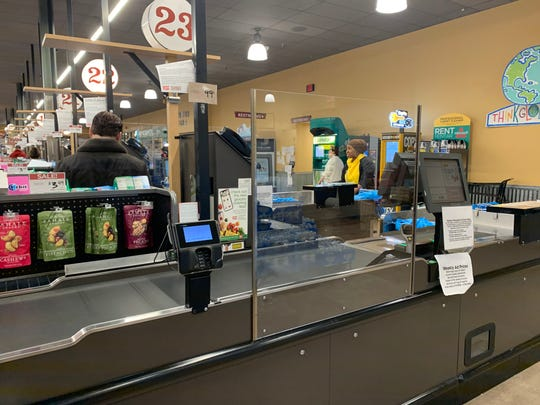 Giant Eagle, Market District and GetGo stores are adding plexiglass  to checkout stations and pharmacies.