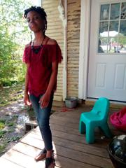 Za'Nya Lee-Taylor, 13, was last seen by her mother March 14, 2020. Lee-Taylor is 5 feet and weighs about 100 pounds.