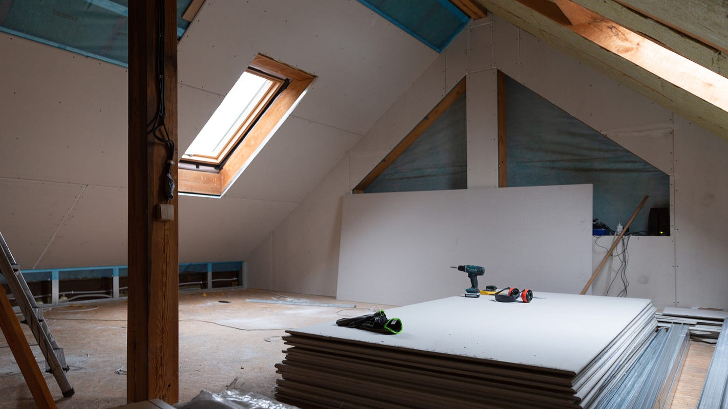 Can You Convert Your Attic To Liveable E