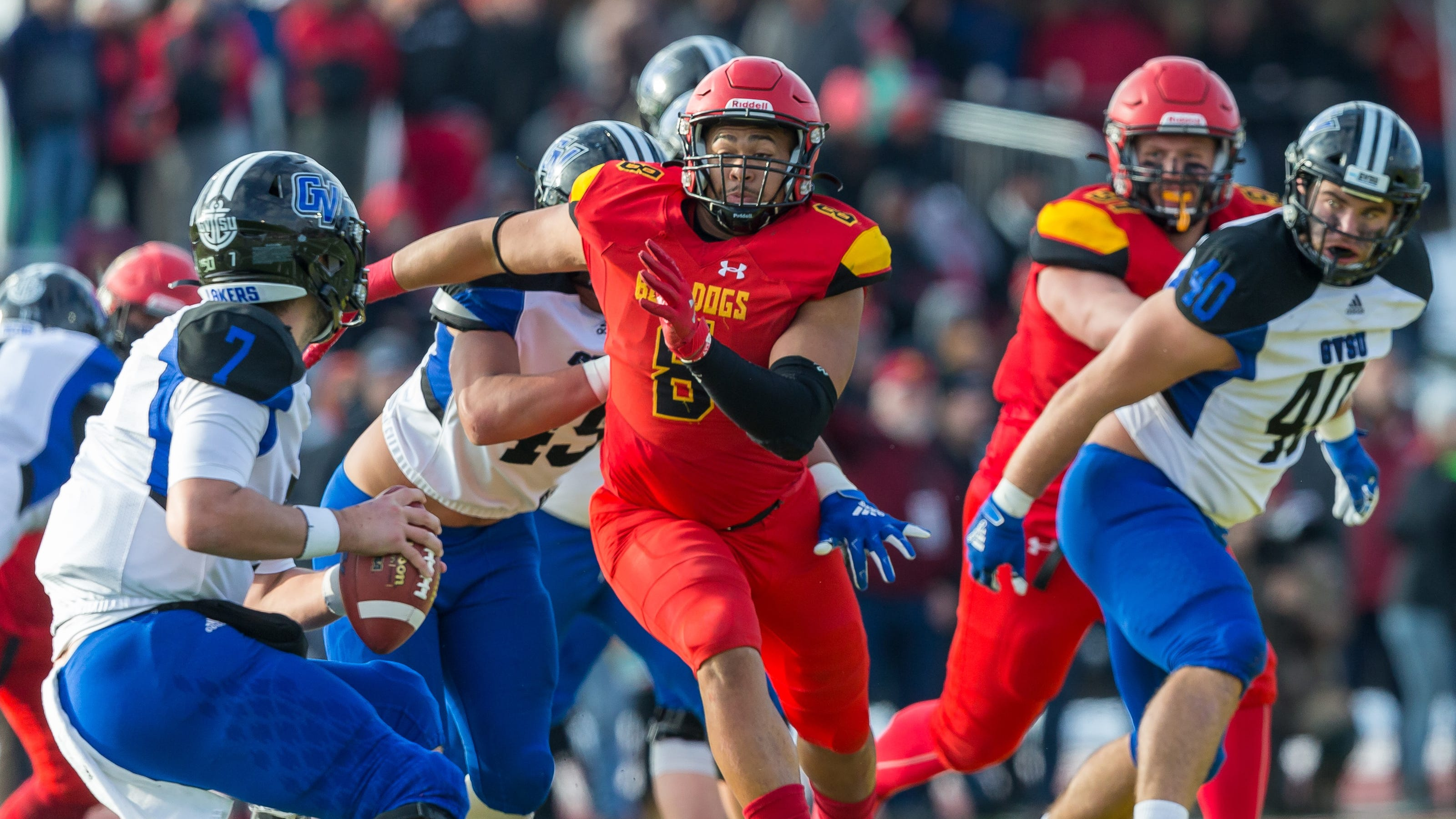Former Waynesboro Resident Ferris State Grad Signs With Atlanta Falcons