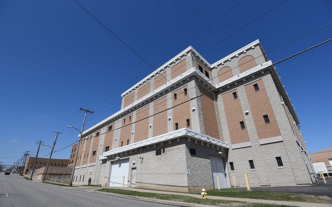 The Richland County Jail. (Jason Molyet/News Journal)