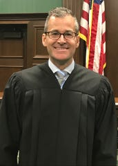Richland County Juvenile Court Judge Steve McKinley