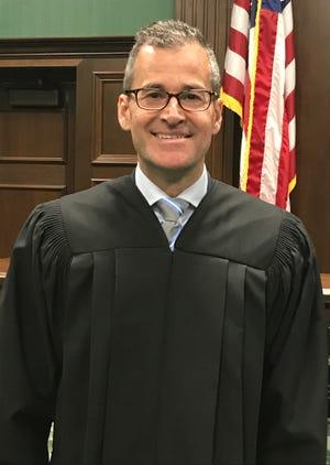 Richland County Juvenile Court Judge Steve McKinley