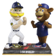 "Bernie Brewer and Clark square off in the latest ""I-94 Rivalry"" bobblehead from the National Bobblehead Hall of Fame and Museum"