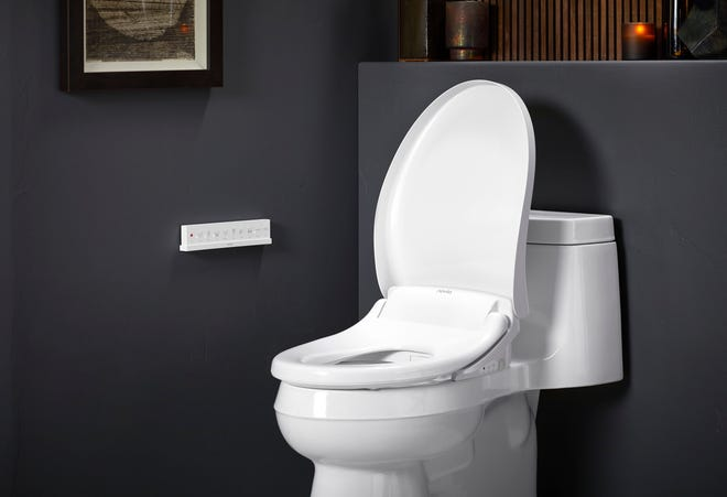 Bidet sales for Kohler Co. are up eight times from last March because of the coronavirus pandemic.