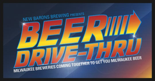 A third version of Beer Drive-Thru, as planned by a collection of Milwaukee breweries, takes place on Saturday at The Explorium Brewpub.