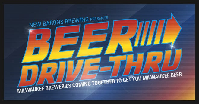 New Barons Brewing will host a Beer Drive-Thru on March 28.
