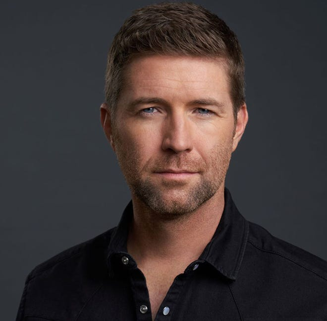 Country and gospel artist Josh Turner will be at the Montgomery Performing Arts Centre on Oct. 16.