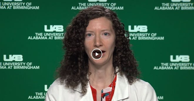 Rachael Lee, M.D., assistant professor, UAB Division of Infectious Diseases.