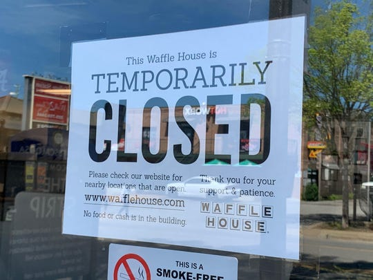 The Waffle House off University Boulevard in Tuscaloosa is among the 365 national locations of the 24-hour national restaurant chain to temporarily close as a result of the global coronavirus (COVID-19) outbreak.