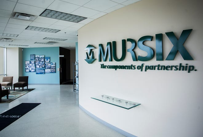 Mursix located in Yorktown.