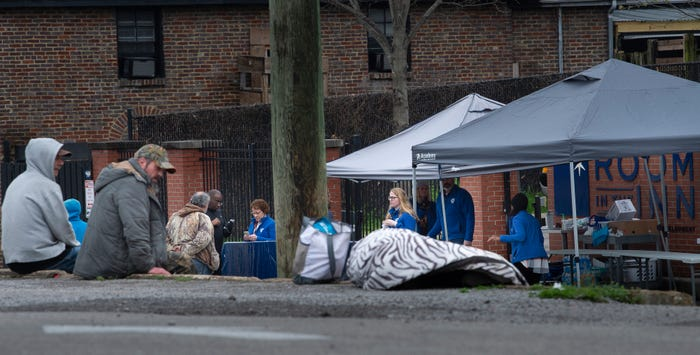 Fact check: No, homeless people are not immune from catching COVID-19