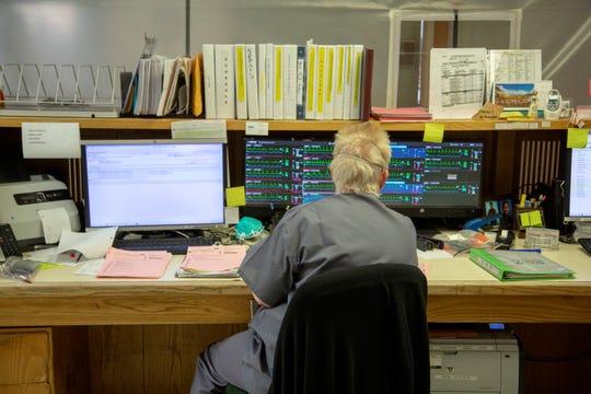 Arlene Van Dyke, critical care nurse at Holy Name Hospital in Teaneck