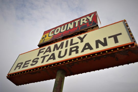The Country Family Restaurant in Kirtland is closed because of the coronavirus pandemic, idling approximately 30 workers.