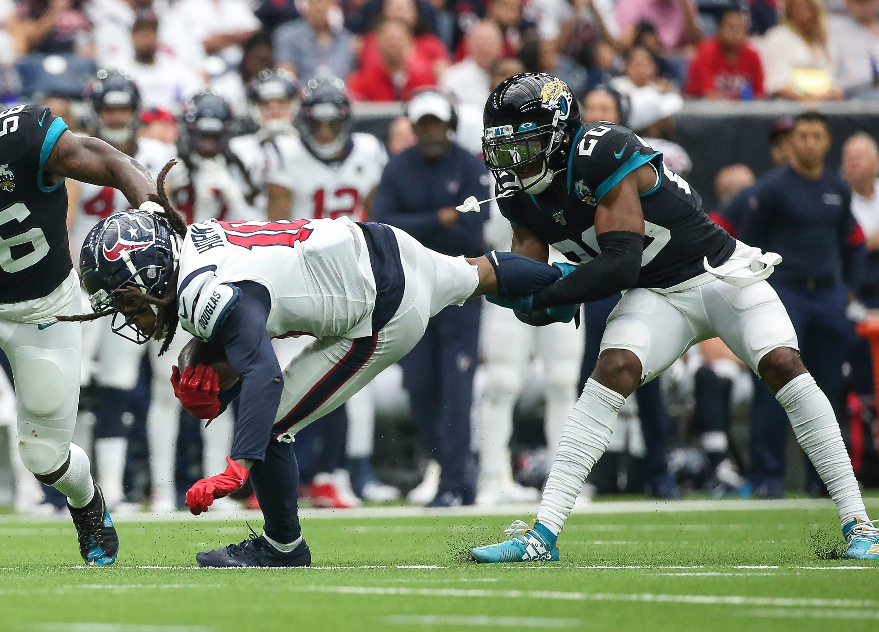 Rivalry renewed: Get popcorn ready for Cardinals' DeAndre Hopkins vs. Rams' Jalen Ramsey