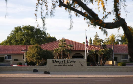 Desert Cove Nursing Center in Chandler had deficiencies for infection control in 2017, 2018 and 2019, according to records.