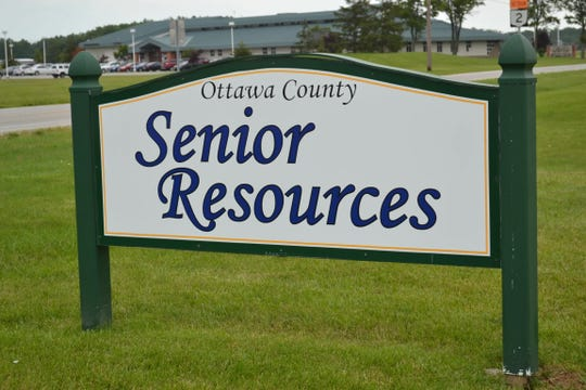 Ottawa County Senior Resources will have meal delivery employees wearing masks and gloves to prevent the spread of COVID-19 during the coronavirus pandemic.