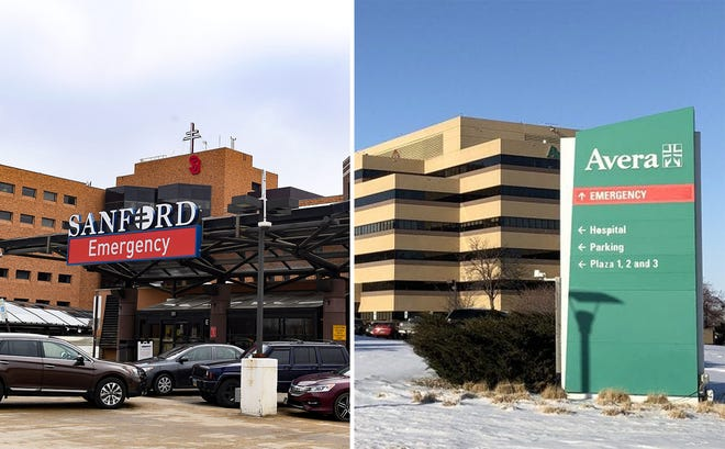 Sanford Hospital and Avera McKennan Hospital are both responding to the coronavirus spread in Sioux Falls.