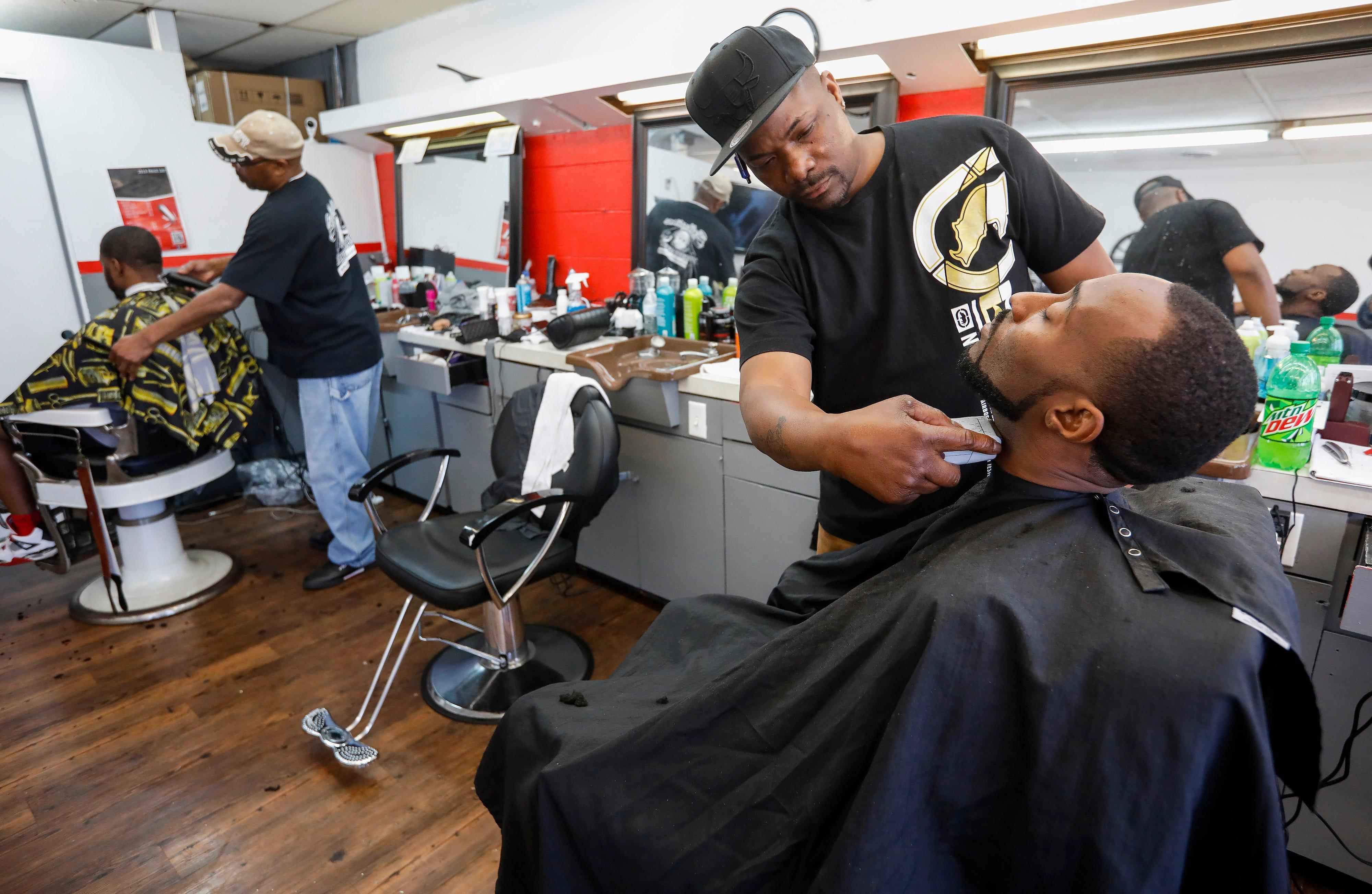 Coronavirus Springfield barbers, hair salons close due to COVID 9