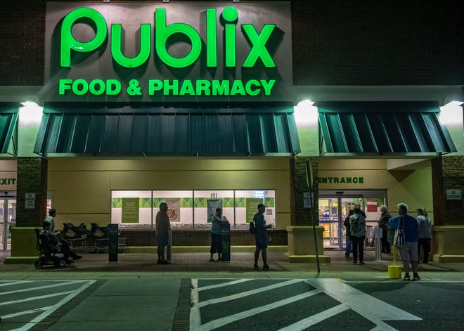 Employees at multiple Publix locations in the Tallahassee area have tested positive for the novel coronavirus, the Florida-based grocery chain confirmed Monday.