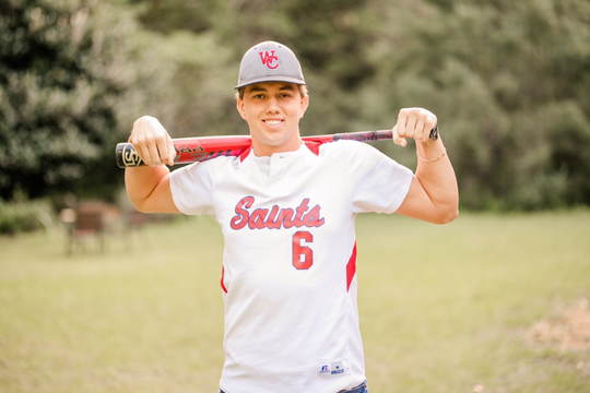 Wakulla Christian pitcher Seth Dudley.
