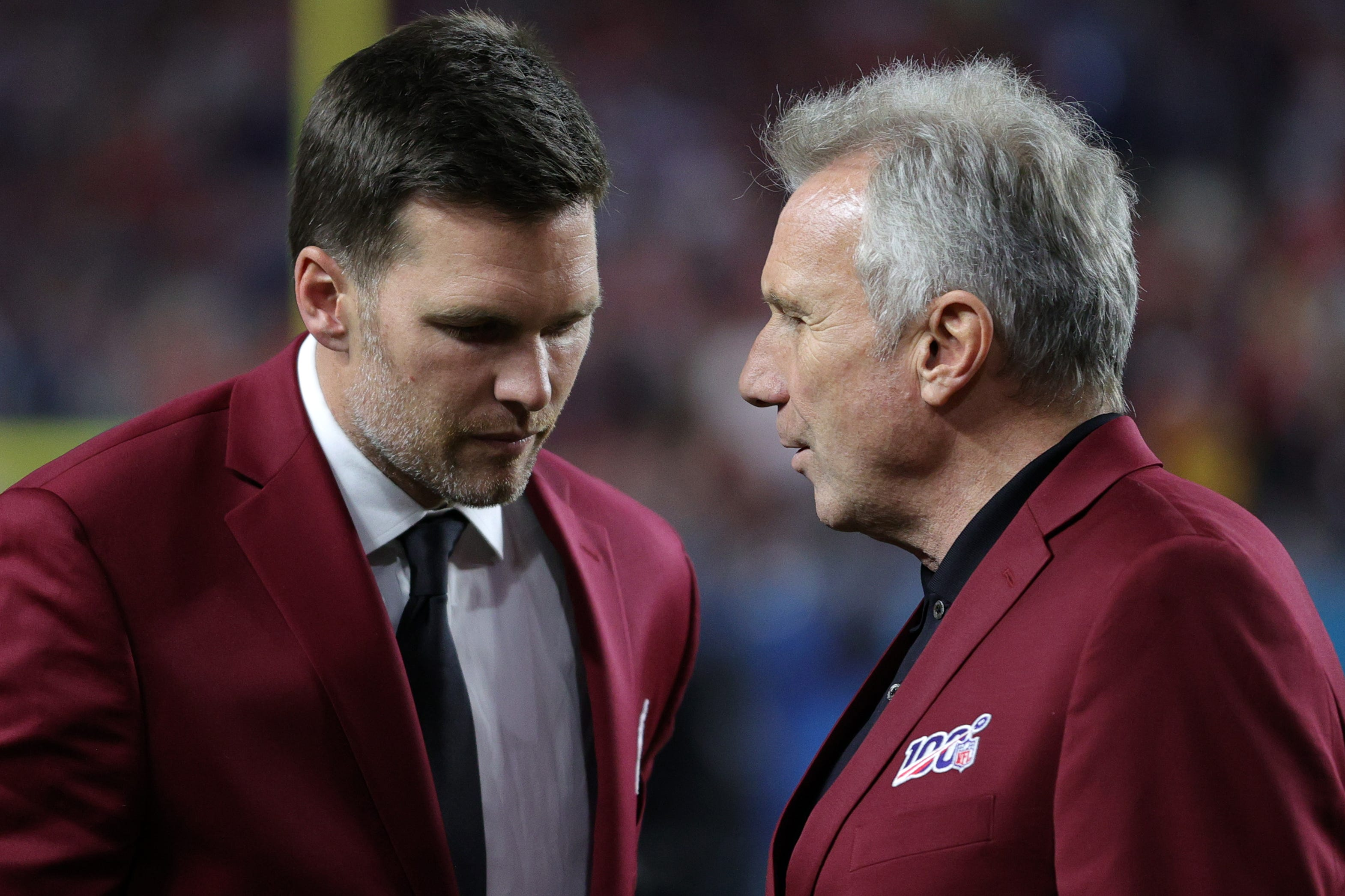 Joe Montana on Tom Brady s departure from Patriots: New England  made a mistake  in letting QB  get away
