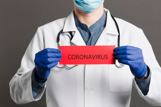 """""""Safe sex"""" is taking on a whole new meaning during the coronavirus outbreak."""