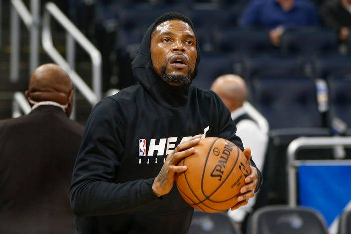 Heat's Udonis Haslem blasts spring breakers who came to Miami amid coronavirus pandemic
