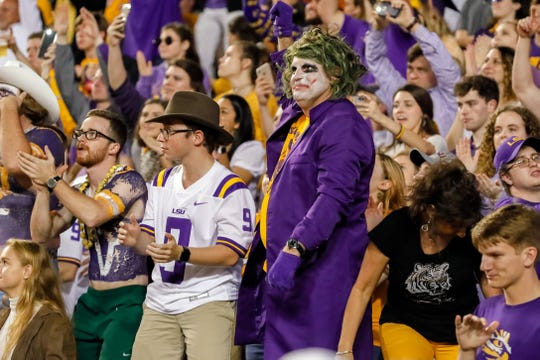 Will college football stadiums be this packed in the fall and will donors come back in full force? Athletic directors are wondering about the impact of coronavirus.