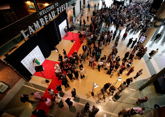 The Lambeau Field Atrium in Green Bay will be the site of the June 12 Wisconsin Prep Sports Awards show. The event will honor many of the state's top high school athletes, coaches and teams.