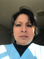Claudia Martínez works as a nanny in Lakewood. She is one of the unknown number of domestic workers who have been affected by the novel coronavirus pandemic.