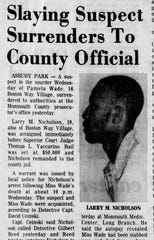 Asbury Park Press article from Nov. 14, 1975.