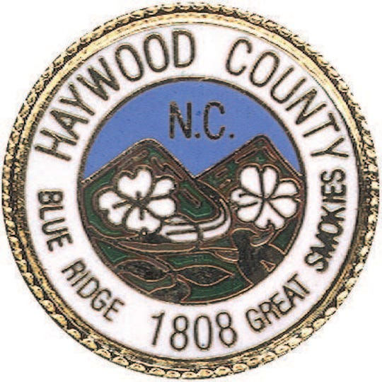 Haywood County logo/seal