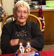 Ruth Harrington, 93, of Vestal, died March 24. She tested positive for COVID-19.