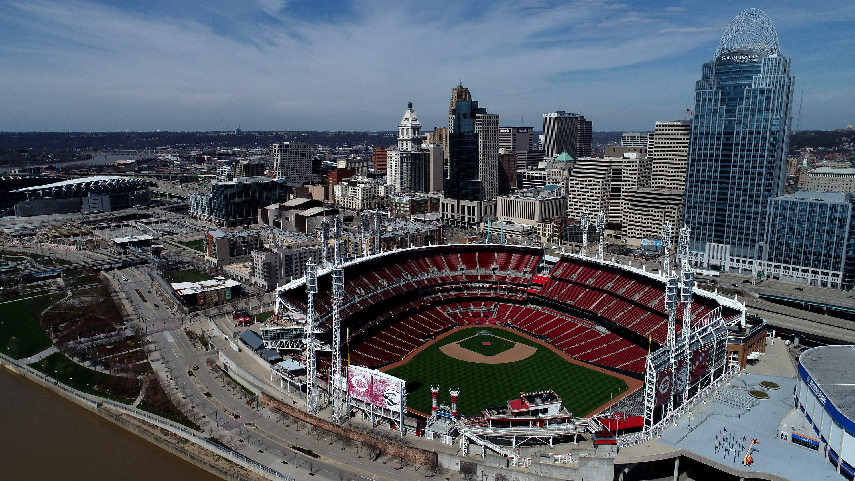 FAQs: How a delayed or canceled 2020 season affects the Cincinnati Reds