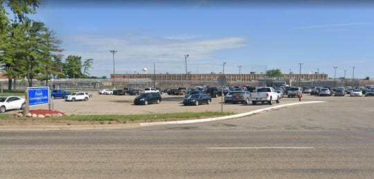 Parnall Correctional Facility near Jackson.