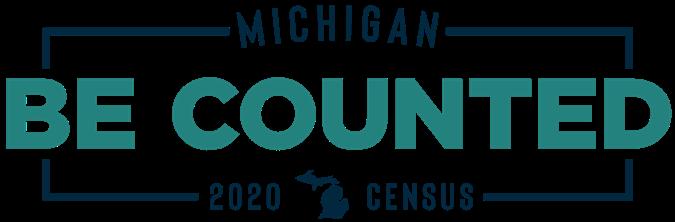 Michigan Census Logo