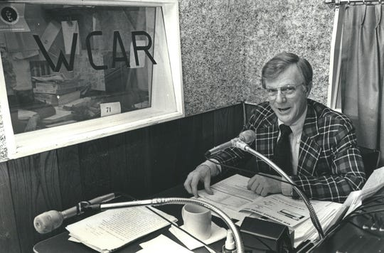 "Bob Allison is known for his ""Ask Your Neighbor"" radio show on WEXL-AM."