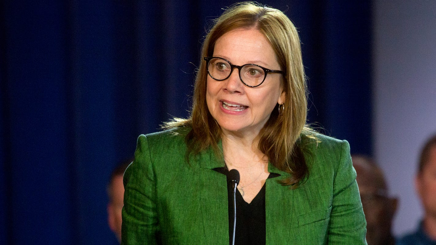 Mary Barra: How GM shifted to high gear during coronavirus pandemic