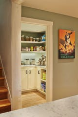 One spring cleaning task: organize your pantry.