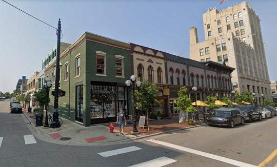 Literati Bookstore in Ann Arbor.