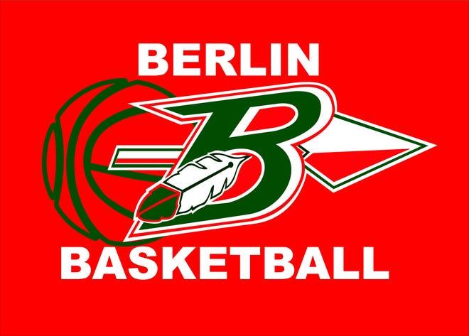 Berlin High School basketball logo