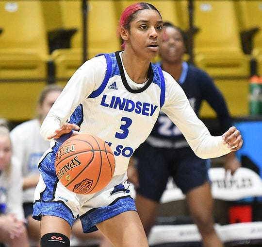 Lindsey Wilson's DeAsia Outlaw, a senior from Henderson, was selected as honorable mention NAIA women's college basketball All-American on Thursday.