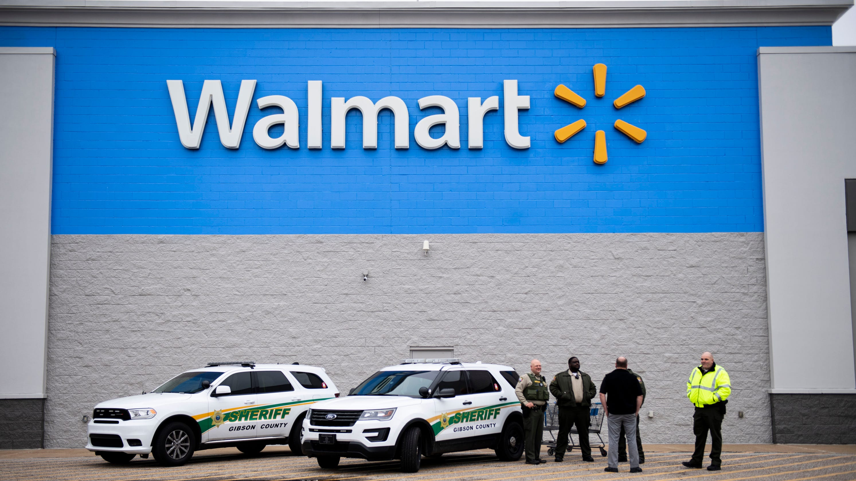 Walmart to limit the number of shoppers, as part of coronavirus response