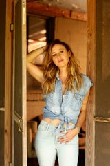 """Jessi Alexander has released an autobiographical album called """"Decatur County Red."""""""